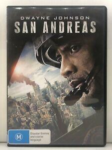 DVD - San Andreas - FREE POST #P4