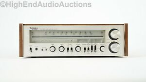 Technics SA-400 AM FM Stereo Receiver - 45 Watts/CH - MM Phonostage - Vintage