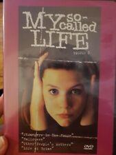 My So Called Life Dvd Volume 3