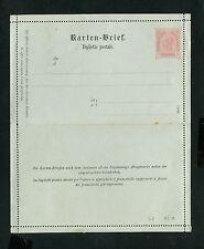 Österreich Kartenbrief 24  unbenutzt   (BA-6)