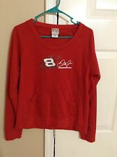 Chase Authentics For Women Dale Jr Crew Neck Sweater Size Large