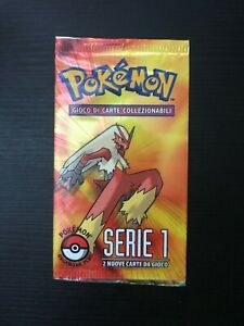 Pokemon Booster Pack Pacchetto - POP SERIE 1 ITA - SEALED