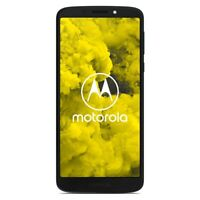 Motorola XT1922-3 Moto G6 Play Dual Sim 32GB Blue Handy ohne Vertrag Smartphone