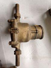 Hersey Brass water