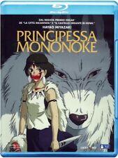Blu Ray Principessa Mononoke - Hayao Miyazaki ......NUOVO
