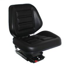 1 Sitz für Baumaschinen Bagger Radlader Stapler Traktor Schlepper 50-130kg Neu