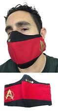 Star Trek (The Next Generation) Handmade Cotton Fabric Face Mask w FILTER POCKET