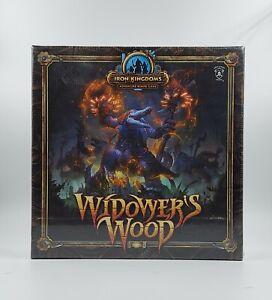NEW SEALED Iron Kingdoms Widower's Wood Adventure Board Game
