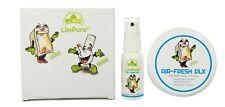 LimPuro Grow room Hydroponics Dank odour smell neutraliser Gift box