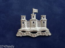 """Royal Inniskilling Fusiliers """"Pipers"""" - 100% Genuine British Military Army Badge"""