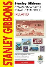 Stanley Gibbons Commonwealth Stamp Catalogue Ireland + Recent Issues Price Guide