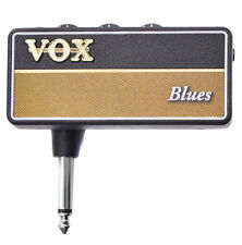 VOX amPlug Blues Headphone Guitar Amplifier AP2BL 17h battery