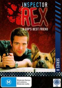Inspector Rex : Series 8 - Complete DVD Box set