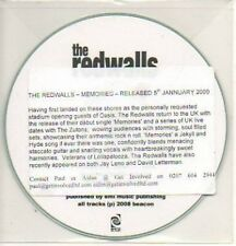 (782K) The Redwalls, Memories - DJ CD