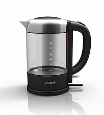 Philips Avance Collection Kettle Glass Jug Electric Cordless 2200W 1.5L HD934090
