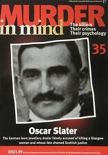 Murder in Mind Issue 35 - Oscar Slater