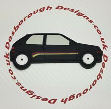 Peugeot 106 Rallye calamite frigo Nero Phase 1