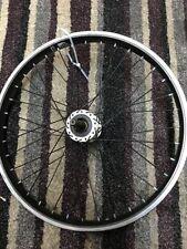 BMX Bike Tubular Bicycle Rear Wheels