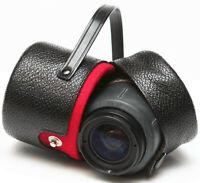 """Lentar Lens Case 3"""" For Canon Pentax Minolta Vivitar Tokina Leica Nikon Sigma"""