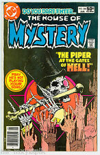 HOUSE OF MYSTERY #288 VF-NM KALUTA & DEMATTEIS CLASSIC BRONZE AGE HORROR 1981