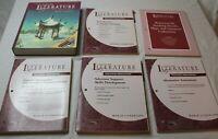 Prentice Hall Literature World Literature Teacher Edition & Resources Set VGC