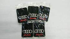 AUDI A1,A2,A3,A4,A5,A6,A7,A8,TT,Q3,Q5,Q7 **Car Air Freshener**Deal 5 for £7.99**