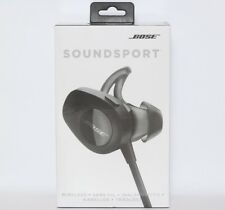 SEALED NEW - Bose SoundSport Wireless Neckband Bluetooth Headphones 761529-0010