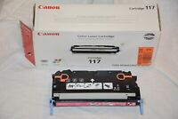 Canon Genuine 117 Magenta Toner Cartridge for Color imageCLASS MF8450C LBP-5300