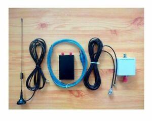 100KHz-1.7GHz full band RTL.SDR software radio receiver AM FM walkie-talkie call