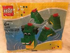 LEGO 40019 Exclusive Brickley The Sea Serpent Dragon Retired set NEW