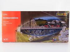 LOT 32954 | Faller HO 120496 Fischbauchbrücke Brücke Bridge Bausatz NEU in OVP