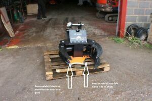 Agriforest ST250 Tree Shear Excavator Digger 5-10 Ton