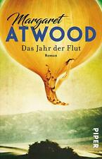 Das Jahr der Flut von Margaret Atwood (Taschenbuch)