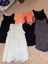 Women's maternity clothes Tank Top And Nursing Tops Lot