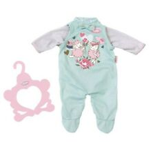 Baby Annabell Clothing - Teal Romper