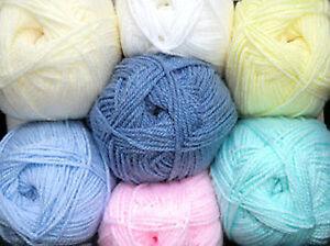 Stylecraft Special Baby Aran Knitting Crochet wool/yarn 100g