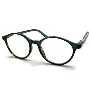 Women's Extra High Power Retro Cat Eye Reading Glasses Strong Frame up to +6.00