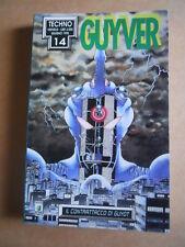 GUYVER - Techno n°14 - Manga Star Comics   [G370G]