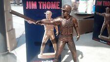 Jim Thome Cleveland Indians Bronze Replica Statue SGA 8-2-14 NIB
