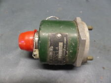 AIRCRAFT AVIATION MOONEY VACUUM FAILURE WARNING SWITCH BENDIX 3124-1-A