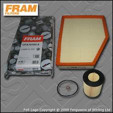 2003-2007 Kit De Servicio Para BMW 5 Series 520I E60 E61 M54 Fram Aceite Filtros De Aire