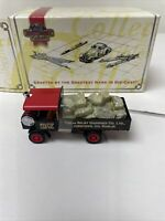 Matchbox Models of Yesteryear 1917 Yorkshire Steam Wagon Shelby Quarries YAS04-M