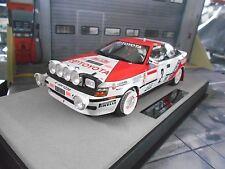 Toyota Celica ST 165 RALLYE MONTE CARLO #2 SAINZ REPSOL 1991 N Top Marques 1:18