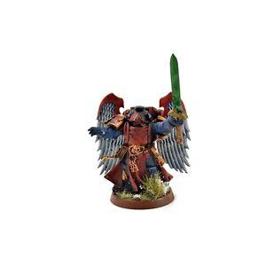 BLOOD ANGELS Librarian Converted #1 Warhammer 40k Games Workshop