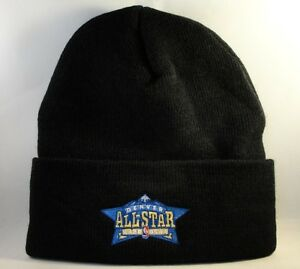 NBA 2005 All Star Game Reebok Cuffed Knit Hat Black Beanie