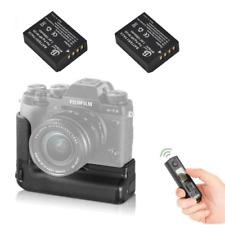 Meike MK-XT2 Pro Battery Grip +2pcs NP-W126 2.4G Remote for Fuji X-T2 XT2 Camera