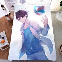 Anime bleach tier harribel Cosplay Bed sheet Blanket Bedding Gift 150*200cm#725