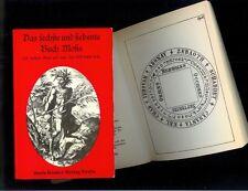Das sechste und sieben (6. & 7.) Buch Mosis (Moses) - Karin Kramer Verlag 1984