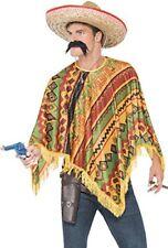 965809-smiffys - Poncho Costume Uomo
