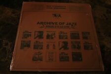 """Ella Fitzgerald Louis Armstrong Archive of Jazz Volume 11 12"""", 33rpm (mint)"""